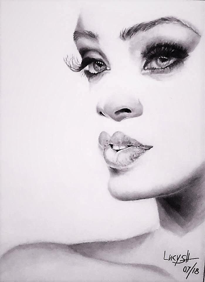 Rihanna by lucysh